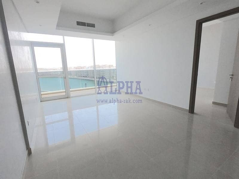 Sparkling lagoon view apartment ready with 5% downpayment only