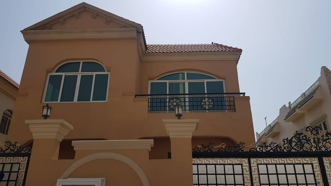 *** SUPERB OFFER – Brand New 5BHK Duplex Villa with SEA View available in Al Rifaah, Sharjah