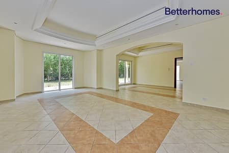 5 Bedroom Villa for Sale in Green Community, Dubai - On the park |Rented |Well maintained|PetFriendly |