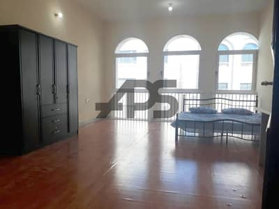 فلیٹ 2 غرفة نوم للايجار في مصفح، أبوظبي - 53K Only! Ultra Spacious 2BHK w/ Central A/c & Separate Hall in Mussafah Shabiya 10