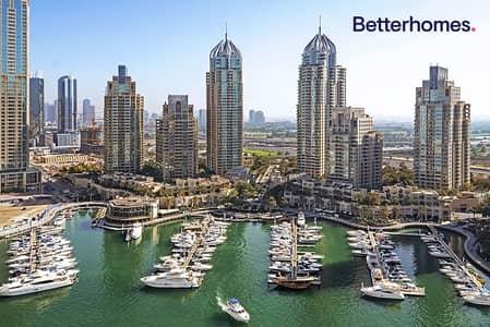 Full Marina View | Balcony | Unfurnished