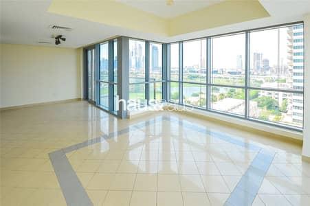 فلیٹ 2 غرفة نوم للبيع في ذا فيوز، دبي - VOT | 2 + Study | Clear Golf View | Great Price