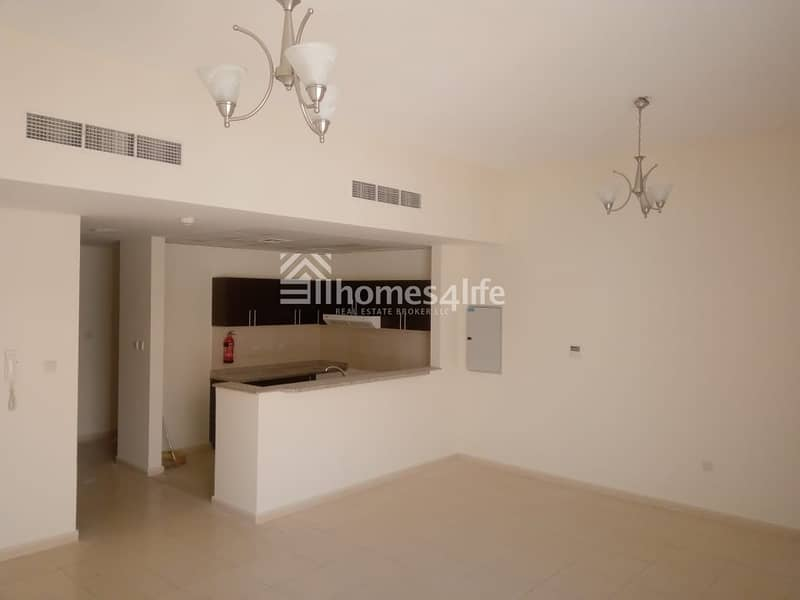 2 2-Bedroom + Huge Hall + Lake View + High Floor