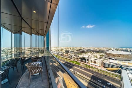 2 Bedroom Flat for Sale in Downtown Dubai, Dubai - Exclusive | 2BR Full Sea View | Address Sky Views