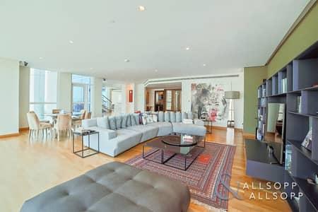 4 Bedroom Penthouse for Sale in Dubai Marina, Dubai - Sea View | Upgraded | Vacant on Transfer