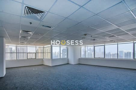 Office for Rent in Jumeirah Lake Towers (JLT), Dubai - MAZAYA BUSINESS AVENUE AA-1| SPACIOUS OFFICE