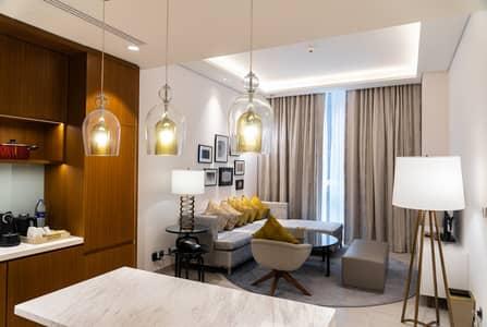 شقة فندقية 1 غرفة نوم للايجار في القرهود، دبي - شقة فندقية في القرهود 1 غرف 7499 درهم - 4745161