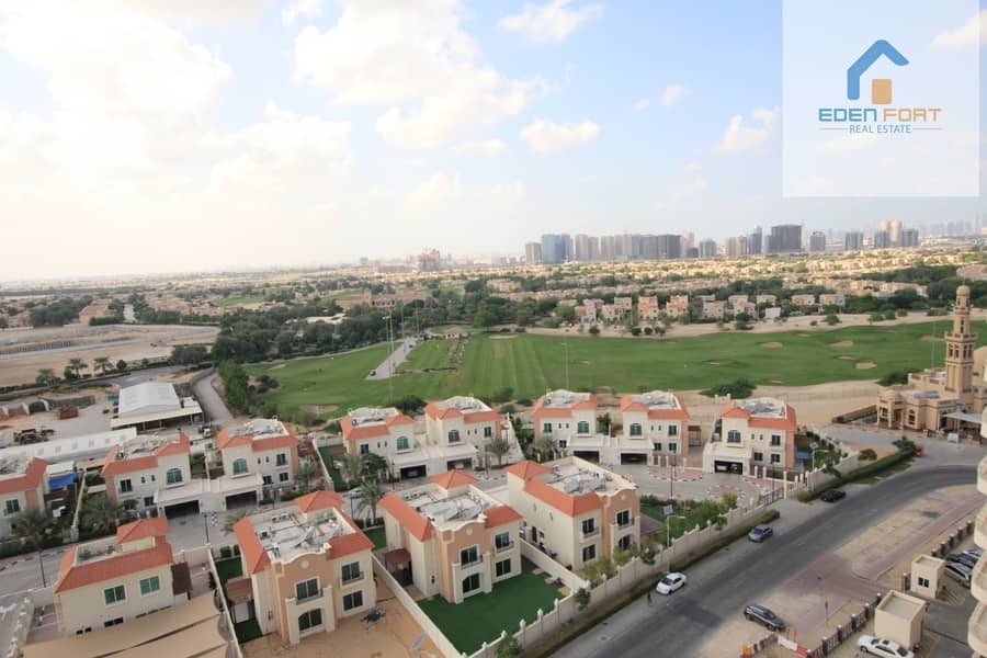 2 Well Maintained  Fully Furnished   Dubai Sports City