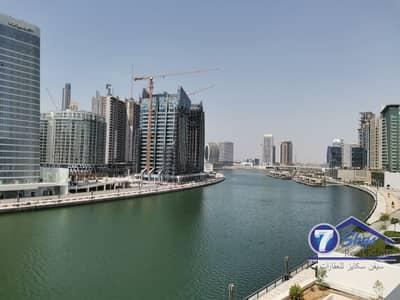 فلیٹ 1 غرفة نوم للايجار في الخليج التجاري، دبي - Canal Facing 1Br   46k   Clayton Residency