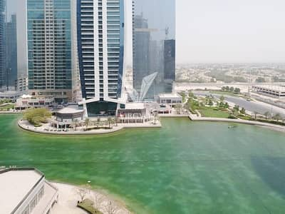 2 Bedroom Flat for Sale in Jumeirah Lake Towers (JLT), Dubai - Full Lake view I Low floor I Best Deal