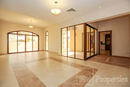 تاون هاوس 4 غرف نوم للايجار في مدن، دبي - Single Row |Type A |Close to Pool&Community Center
