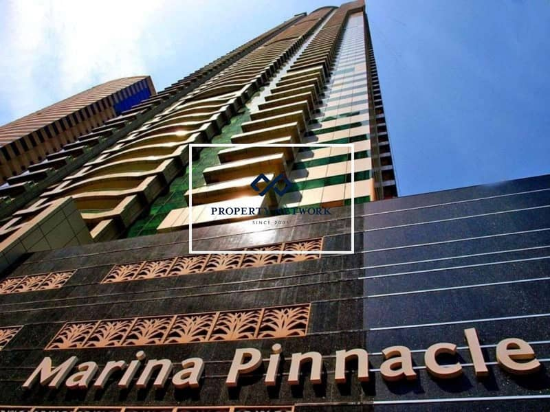 2 2BR Apartments Marina Pinnacle 60k 4 cheques