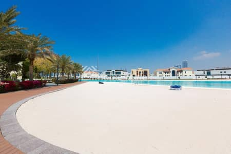 Plot for Sale in Mohammad Bin Rashid City, Dubai - Beside Downtown | Premium villa plots on the crystal lagoon