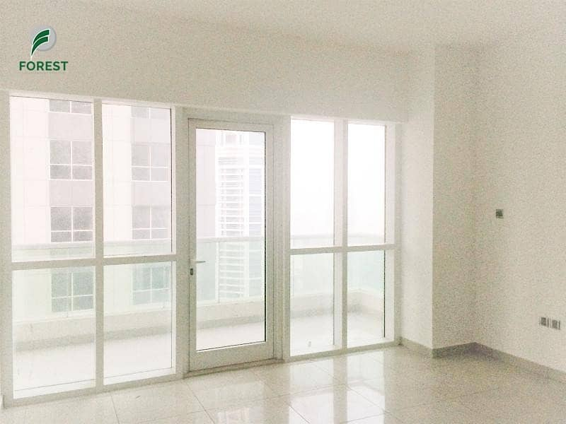 High Floor | Vacant 3BR +Maid | Balcony View