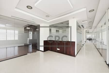 Office for Sale in Motor City, Dubai - Fully Fitted | With Partitions| Vacant | Motor City