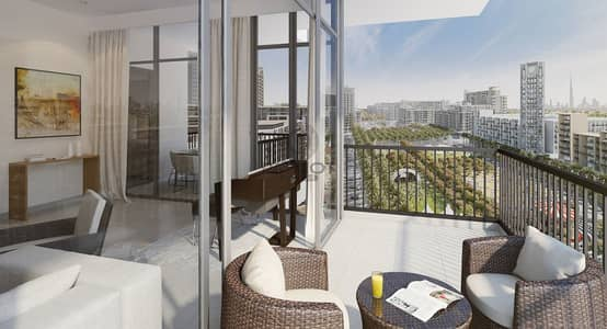 2 Bedroom Apartment for Sale in Town Square, Dubai - Brand New 2 Bed | Low Price | Pay Only 10% to Move In