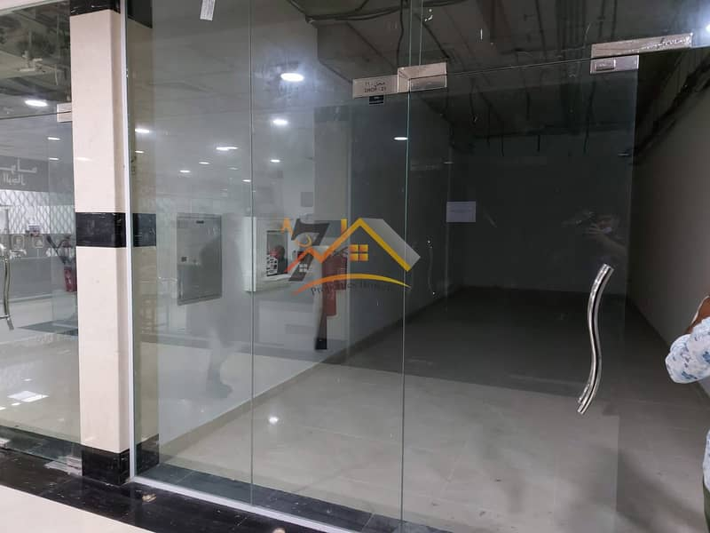 7 SHOPS AT 24K RENT IN RAS AL KOR NEAR EMR AUCTION