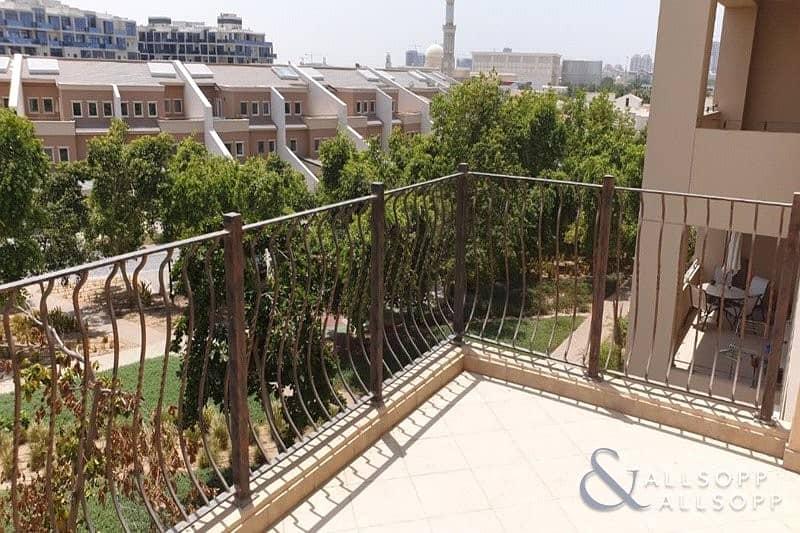 Pool View | Balcony | 2 Bedroom | Vacant