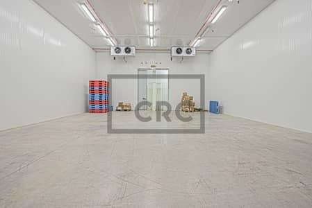 مستودع  للايجار في واحة التكنولوجيا، دبي - Freezer/Refrigerated/air conditioned/ Techno Park