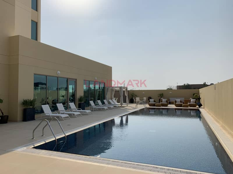 2 Nice Brand New 2BR | Big 2 Balcony | Covered Parking