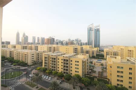 1 Bedroom Flat for Rent in The Views, Dubai - 1 Bed 1 Bathroom|Air Conditioned|Unfurnished