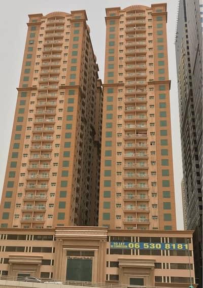 شقة في النهدة صحارى بلازا النهدة 2 غرف 30000 درهم - 4745793