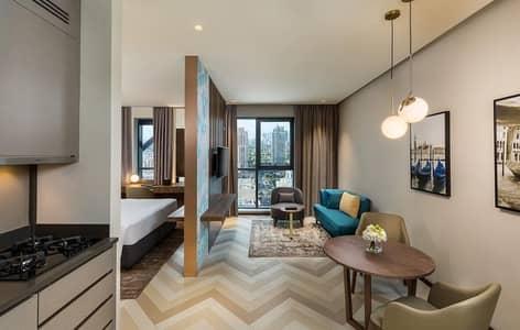 Hotel Apartment for Rent in Barsha Heights (Tecom), Dubai - Premium Studio Hotel Apartment