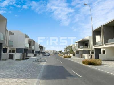 تاون هاوس 4 غرف نوم للبيع في جزيرة ياس، أبوظبي - Buy Now.Today in the Right Time to Invest.