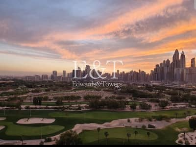 2 Bedroom Apartment for Rent in The Views, Dubai - Full Golf Course | 2 BR Plus Study | Huge Balcony