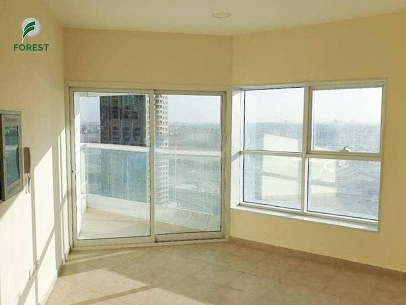 Spacious | 3 Bedroom | Marina View | Unfurnished