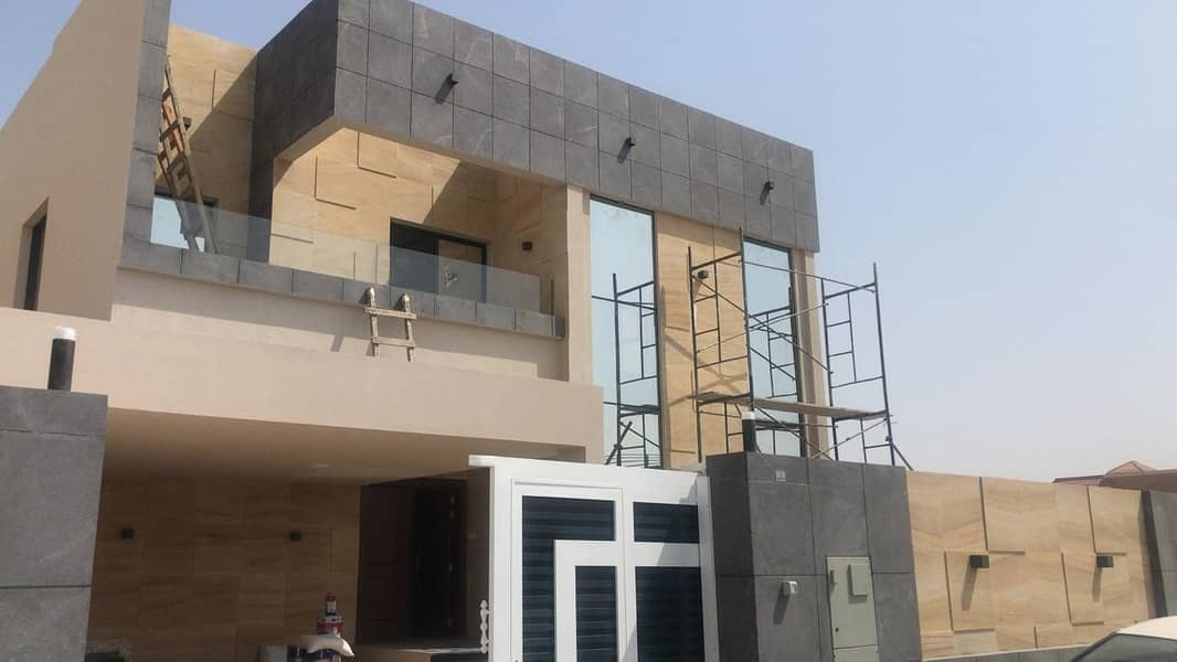 Villa for sale Modern European design and finishing