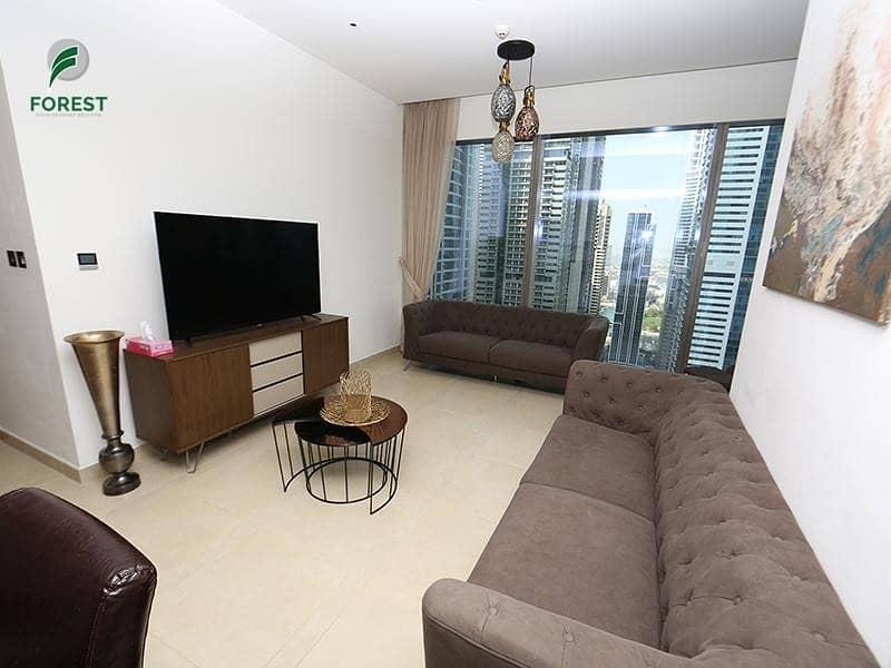 Marina View| Corner Unit | Fully Furnished |Vacant