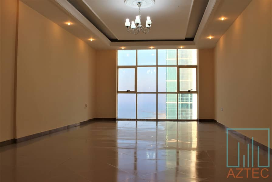 Spacious 2BHK+ Maid Room With Amazing Sea & City View