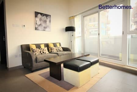 Vacant | Fully Furnished | Parking | Balcony