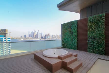 4 Bedroom Penthouse for Sale in Palm Jumeirah, Dubai - Fully Upgraded | Panoramic Sea Views