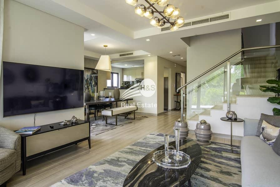 2 Modern Design 3 Beds + Maid's Room Villa @ Richmond