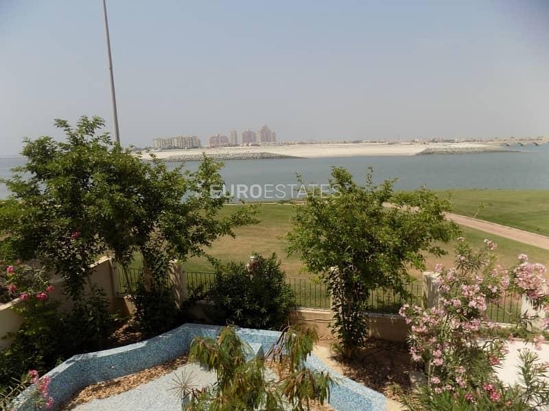17 3 BR Crystal Sea | Lagoon View in Al Hamra Village