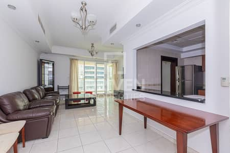 2 Bedroom Flat for Sale in Jumeirah Lake Towers (JLT), Dubai - Luxurious and Upgraded Apt on High Floor