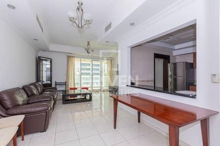 شقة 2 غرفة نوم للايجار في أبراج بحيرات الجميرا، دبي - Amazing 2 Bedroom Unit in Prime Location