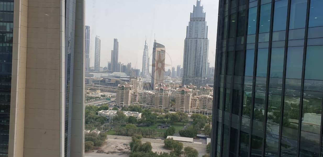 Fitted Office Space for Rent in Emirates Financial Tower