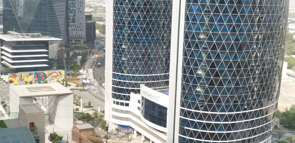 2 Fitted Office Space for Rent in Emirates Financial Tower