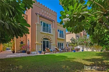 5 Bedroom Villa for Rent in Dubai Sports City, Dubai - Quiet Cul-De-Sac | Immaculate C1 | Park Backing