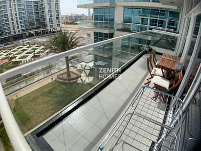 شقة 1 غرفة نوم للبيع في مدينة دبي للاستديوهات، دبي - MID Floor | Glitz 1 | 1 Bedroom APT | HOT DEAL