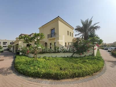 5 Bedroom Villa for Rent in Arabian Ranches 2, Dubai - Beautiful Corner Plot | Family Homes | Lush Garden