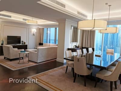 4 Bedroom Penthouse for Sale in Downtown Dubai, Dubai - Exclusive Serviced Apt. | Spectacular Views