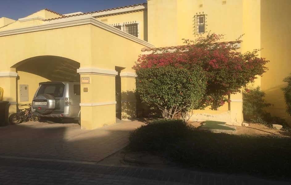 spacious townhouse- Al WAHA