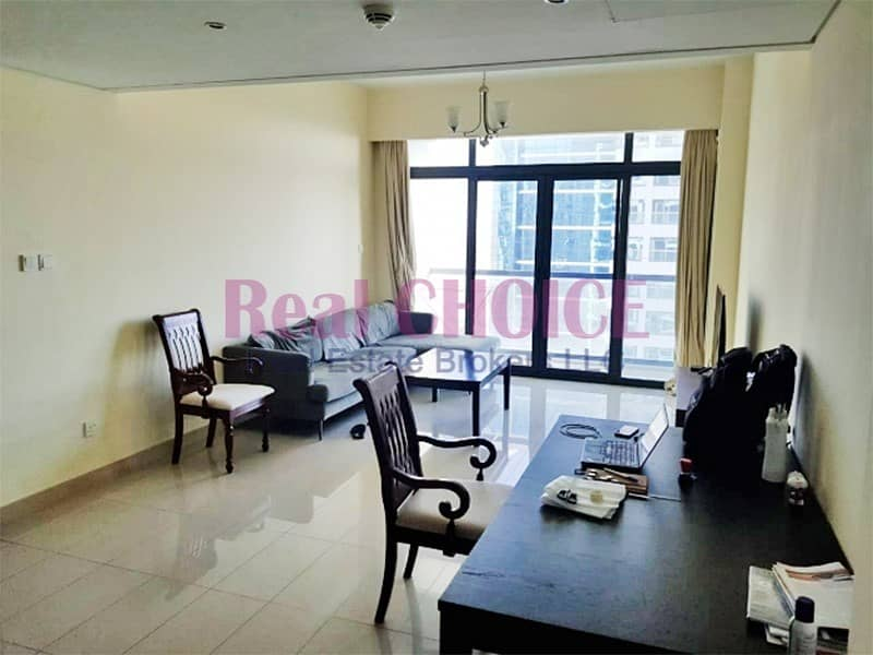 Fabulous 1BR Apartment with Amazing Sea View