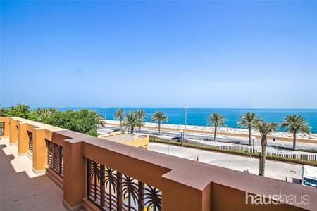 شقة 3 غرف نوم للايجار في نخلة جميرا، دبي - 14 Month Contracts | Chill Free Period | Sea Views