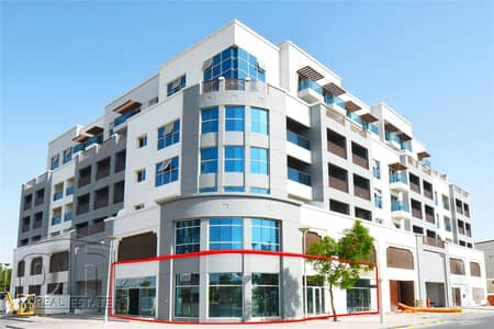 Shop for Rent in Jumeirah Village Triangle (JVT), Dubai - Prime Location | Street Parking | Shell & Core