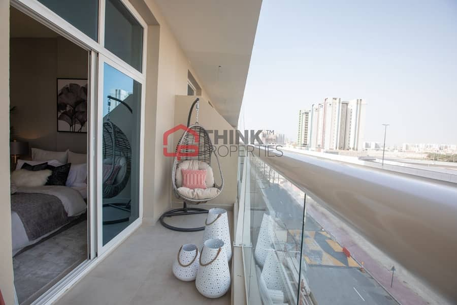 12 Near Metro Pay Dh20K and Move In Finance Available